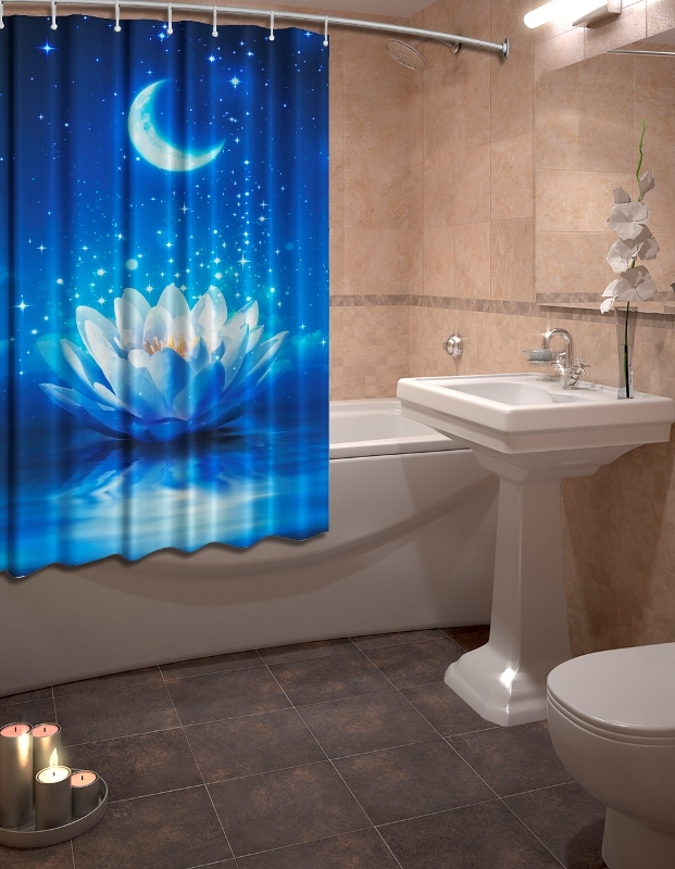 Космический для ванны